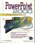 presentation skills article for Power Point 2000